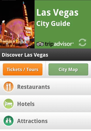 Tripadvisor app screenshot